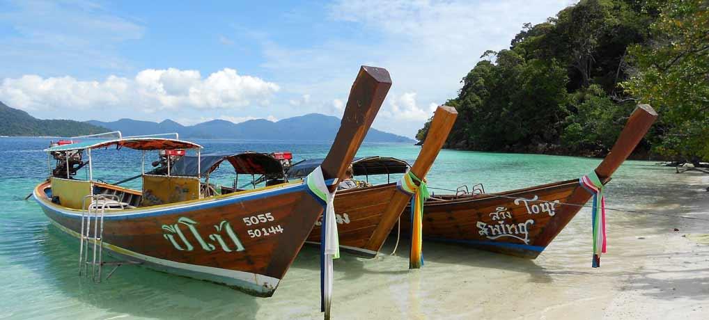 Singlereisen nach Thailand
