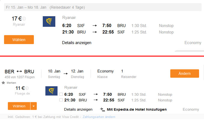 Berlin Brüssel _ Ryanair im Januar, singletrip, singleurlaub