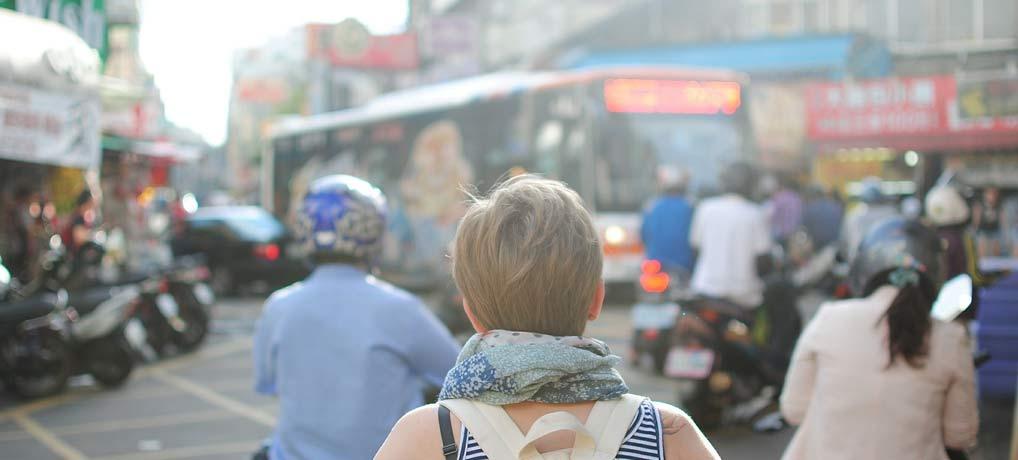 Singlereisen und Alleinreisende