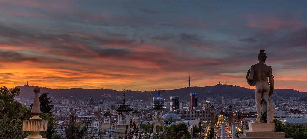 barcelona mit Bus, Singlereise, Singleurlaub, für Alleinreisende Solourlaub
