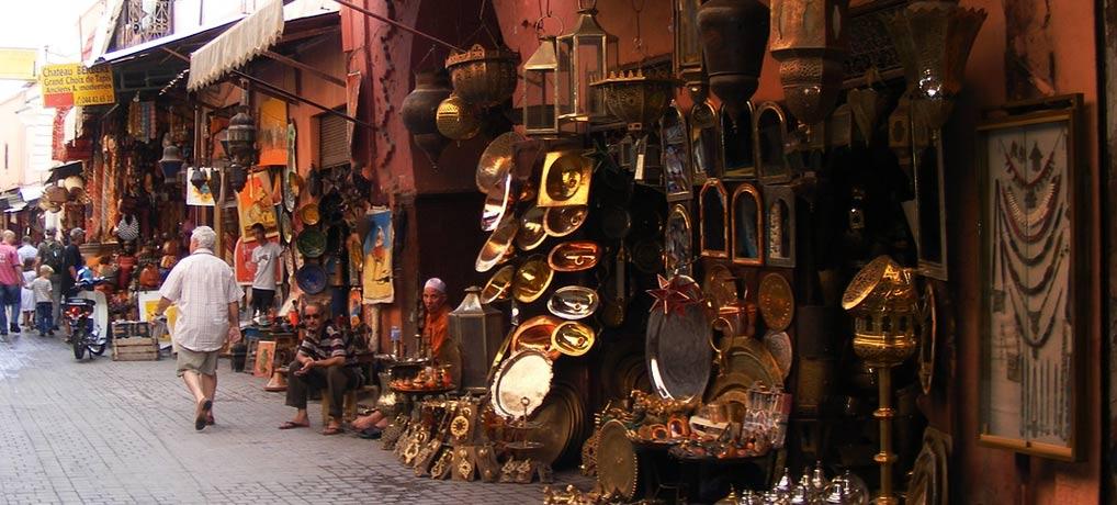 Singleurlaub und Singlereisen nach Marokko, Marrakesch