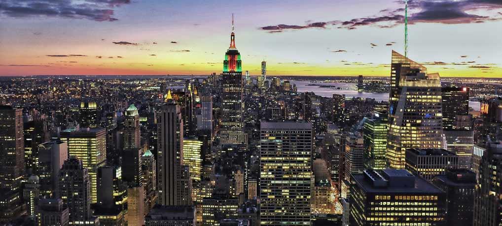 Singlereisen und Alleinreisende New York