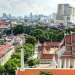 Flüge nach Bangkok und zurück ab 356€ – Paris – Bangkok – Frankfurt