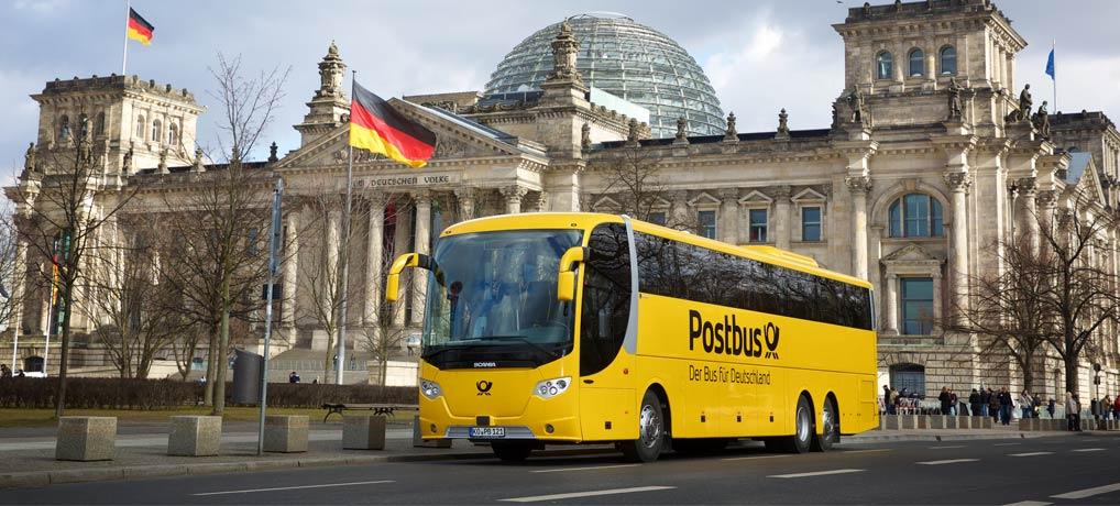 Postbus, postbus.de, Bild (c) Postbus.de Pressebereich, Singlereisen, fernbus