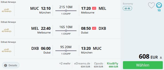 Australien Trip 2016 mit Aufenthalt in Dubai! etihad airways, singleurlaub, melbourne, brisbane, sydney