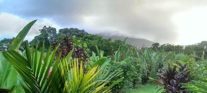 Costa Rica, Vulkan Arenal, Luxus Lodge, volcano lodges and gardens fortuna, Singlereise, Singleurlaub, Backpack Expedia