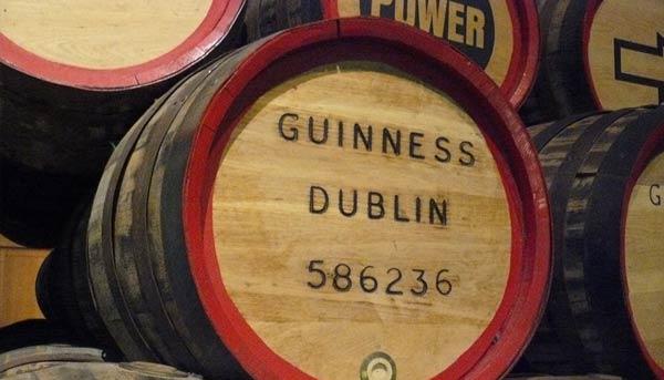 In der Guinness-Brauerei wird interaktiv durch die Geschichte und Entstehung des Bieres geführt
