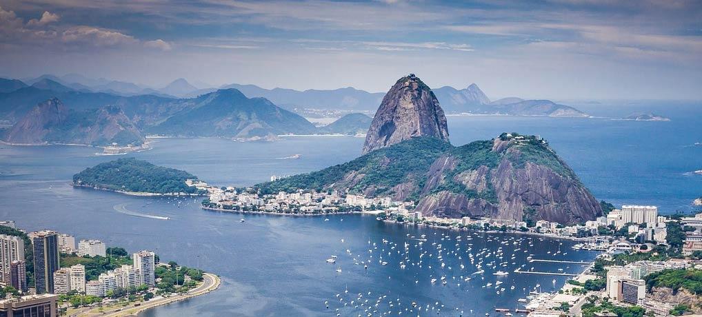 Singleurlaub Brasilien, Gabelflüge, Rio de Janeiro, Sao Paolo, Südamerika