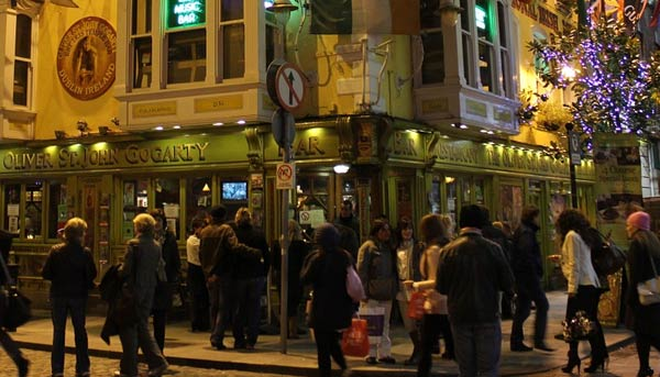 Dublin, Temple Bar, Pub - Crawl, Whiskey, Irland