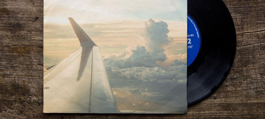 plattentasche, urlaub, handgepäck, singleurlaub, reiseum, reisen, leichtes gepäck,