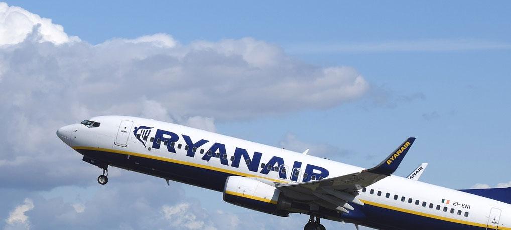Ab November 5 Neue Ryanair Strecken Ab Nürnberg