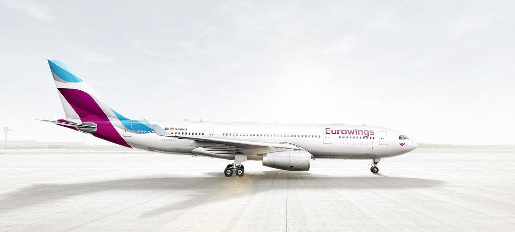 Eurowings Aktion 2016. Singlereisen richtig planen