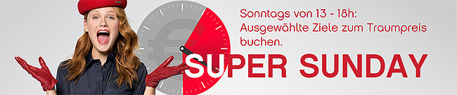 airberlin, fliegen, super sunday, billige flüge, alleine reisen, travel, single