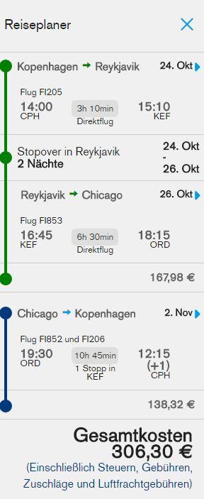 Auf Icelandair gibt es günstige Flüge nach Nordamerika - und und bis 7 Tage Stopover auf Island ohne Aufpreis