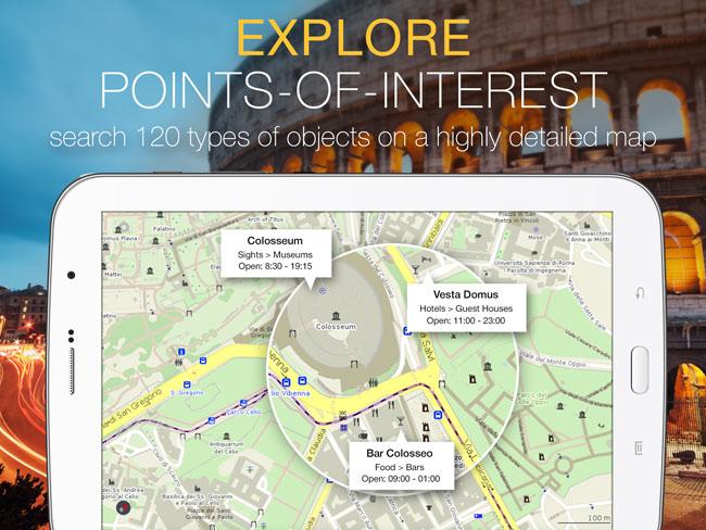 singleurlaub, reisen, navigation, travel, urlaub, offline karten