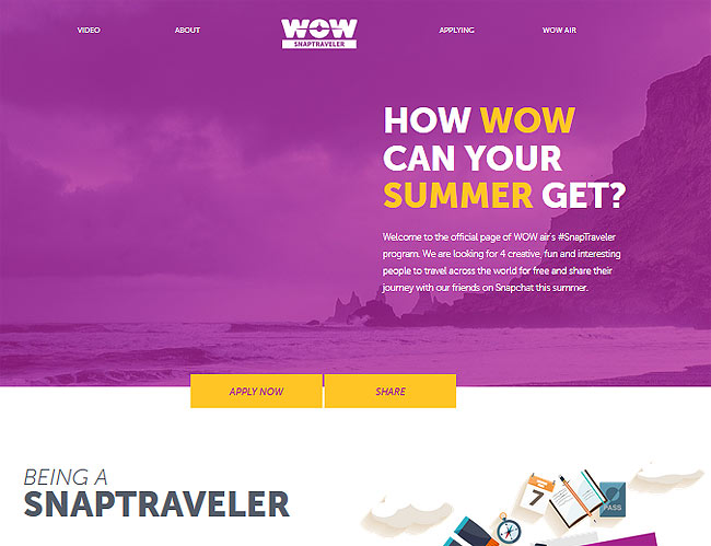 snaptraveler, wow air, sommerjob, summer job, travel, backpack, singleurlaub, reisen