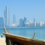 Singleurlaub Dubai skyline, reisen, winter, emirate, billig,