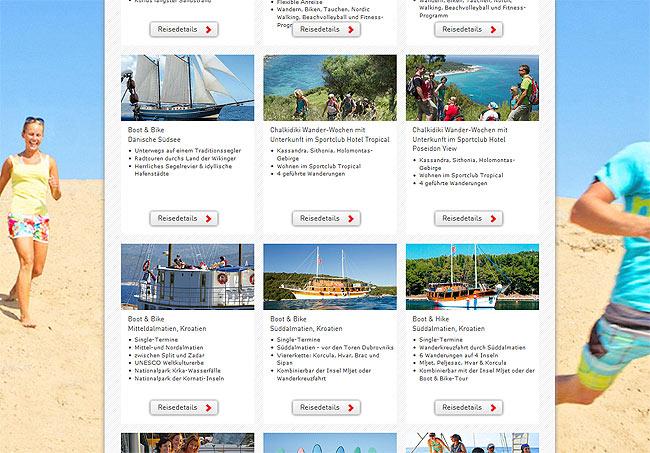 Singleurlaub, reisen, aktiv urlaub, einzelzimmer, kroatien, segeln, dänische südsee