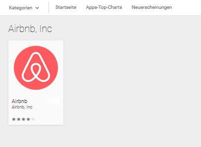 airbnb, trips, app, android, singleurlaub, reisen