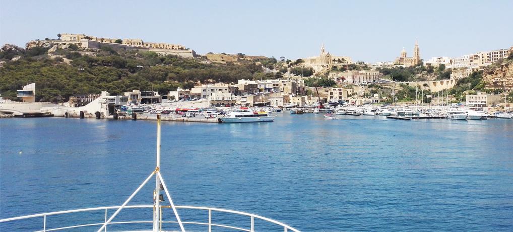 gozo Hafen einfahrt, Tipps und Erfahrungen, solo urlaub