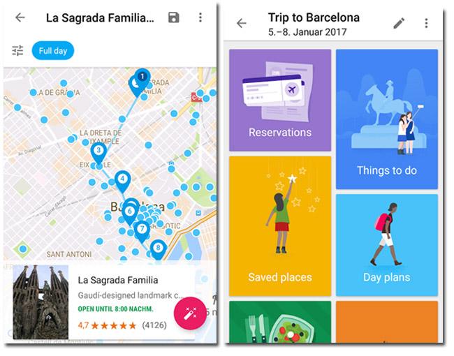 Google Trips, app für deine Singlereisen, solo urlaub, reise, tipps, mobil, reiseführer