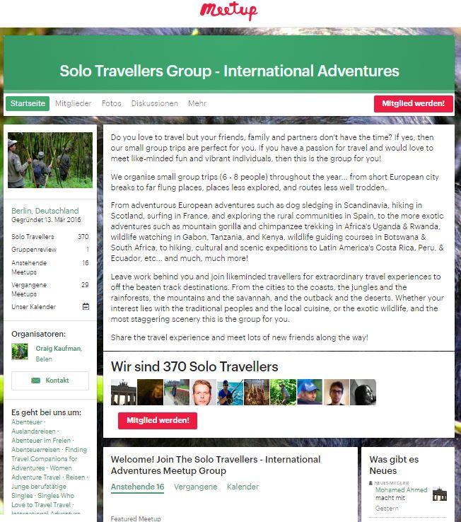 meetup, app, solo, travel, singlereisen, singleurlaub, treffen, singles