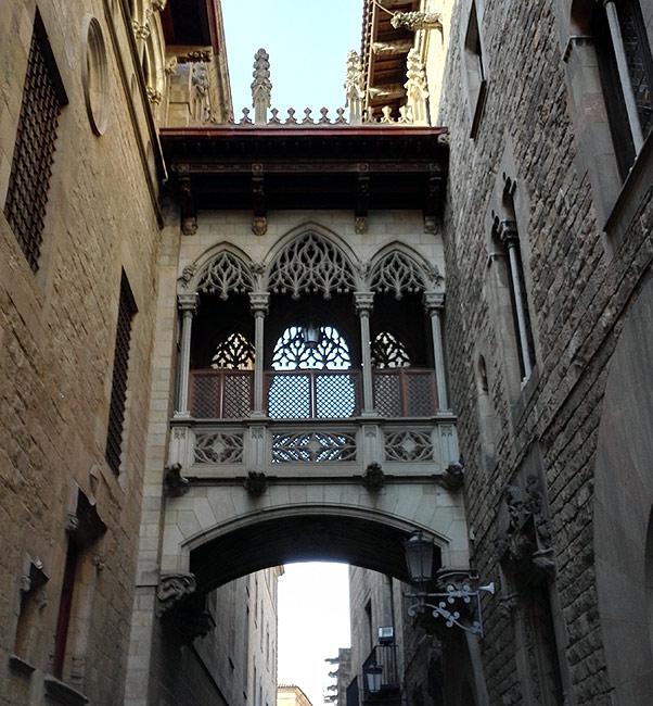 barcelon atipps, barri gotic