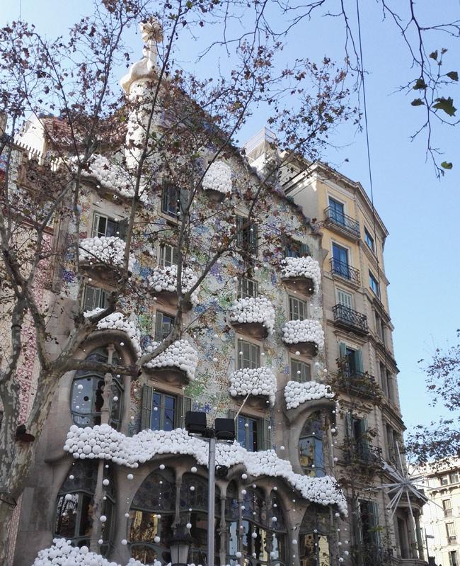 casa-mila-barcelona, urlaub, reisen, travel