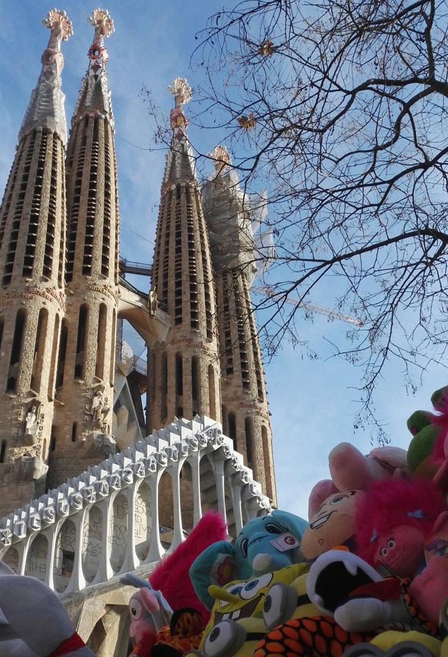 reise barcelona, singlereisen, sagrada familia