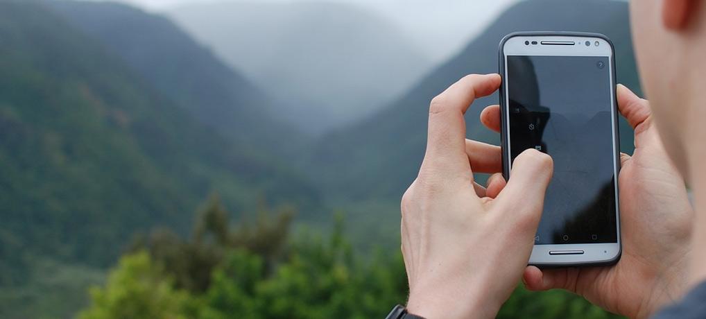 smartphone, travel, reisen, urlaub, social media week