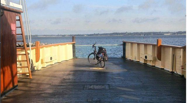 Fahrradtour nach Kopenhagen