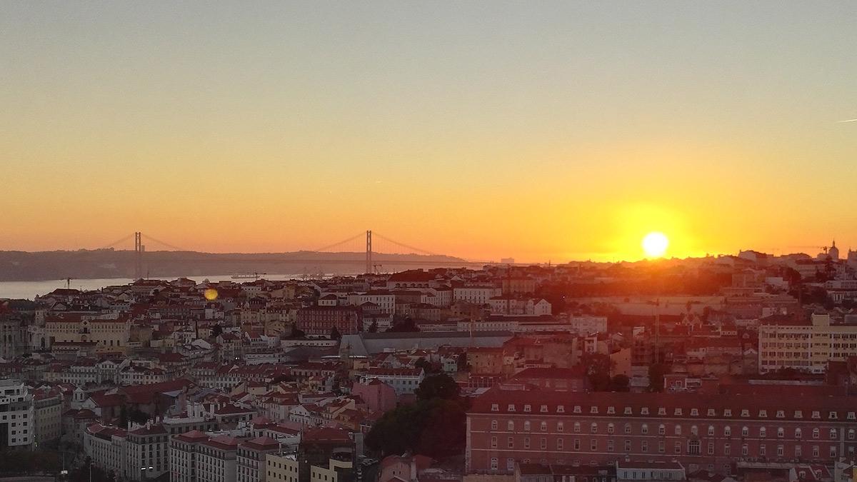 Lissabon Tipps , Miradouros
