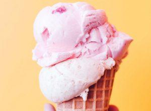 Die Berlin Eisladne KArte, Tipps, Ice Cream map
