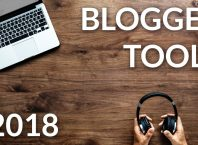 blogger tools 2018
