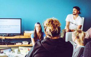Die Nomadweek-Organisatoren teilen ihre Erfahrungen
