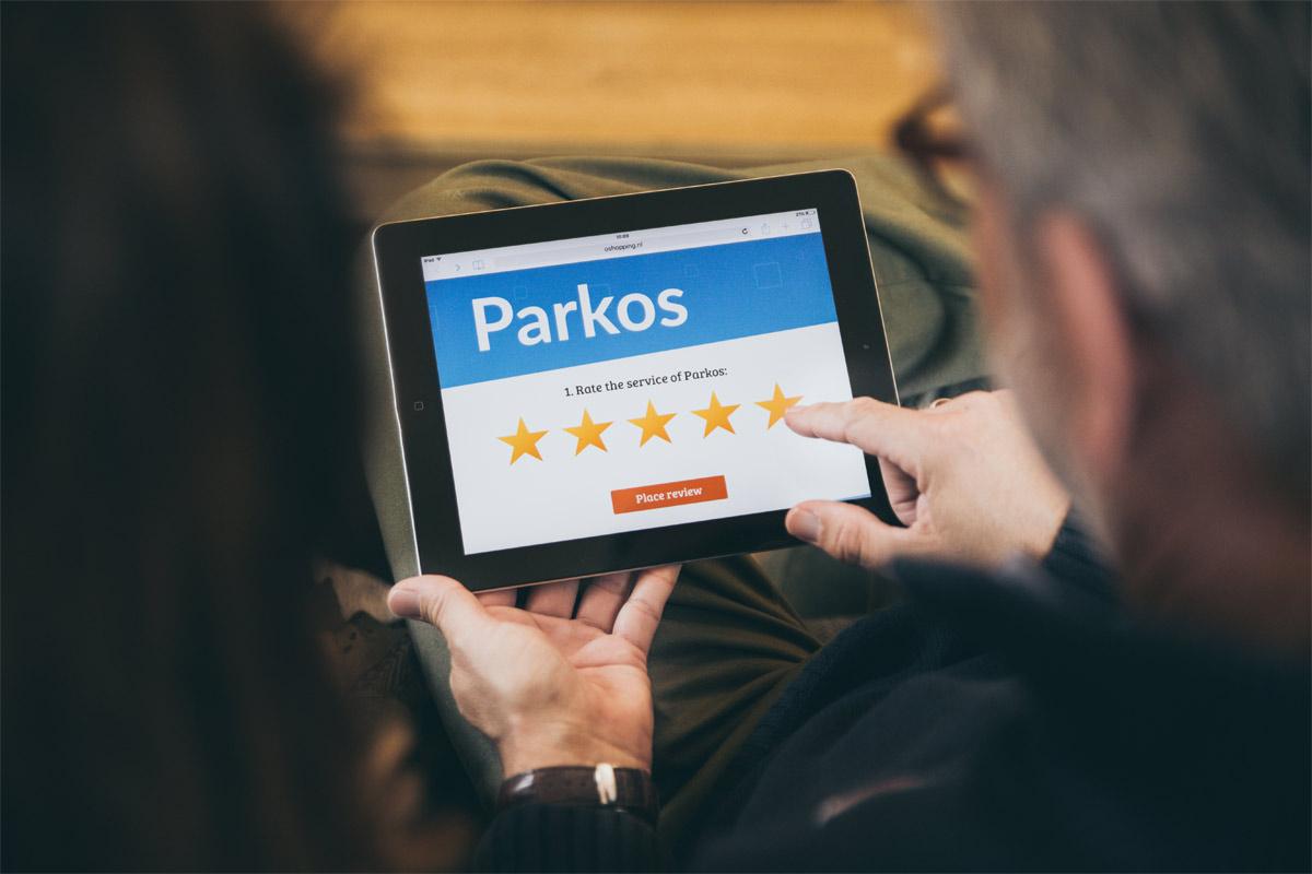 parken parkos 2, parken am flughafen tipp