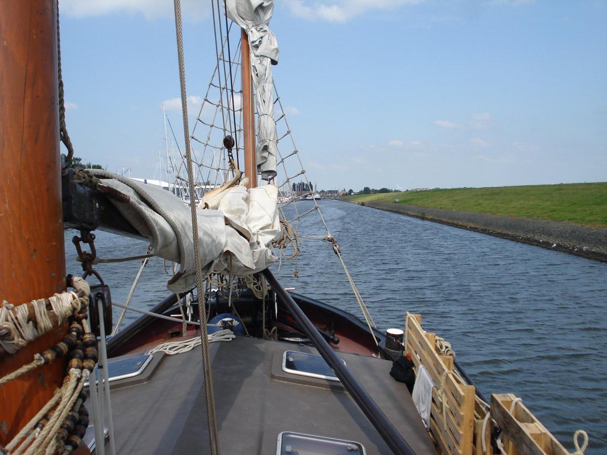 segeln holland ijsselmeer