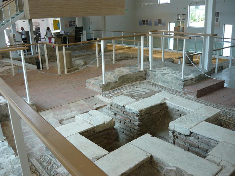 plovdiv kleine basilika kulturhauptstadt