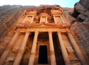 jordanien Flüge Reisne URlabu solo travel Petra