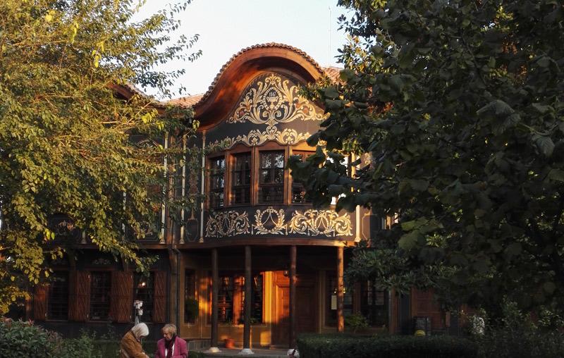 ethnografisches museum plovdiv kulturhauptstadt 2019
