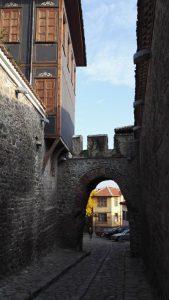 Das Hissara-Tor in der Altstadt