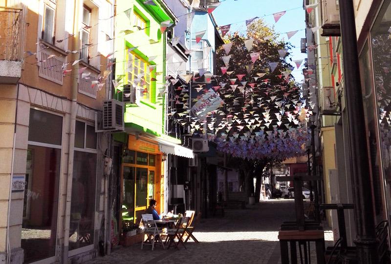Das Künstlerviertel Kapana in Plovdiv
