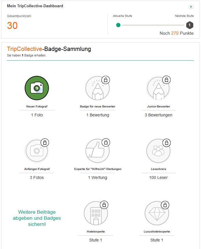 Tripadvisor Badges