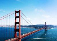 san francisco golden gatebridge billige fluege kalifornien