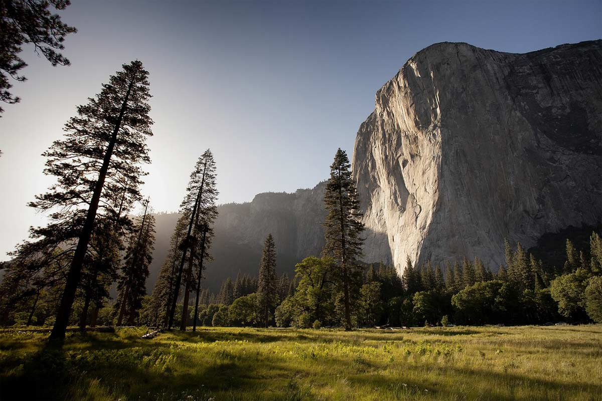 Yosemite Nationalpark fluege kalifornien