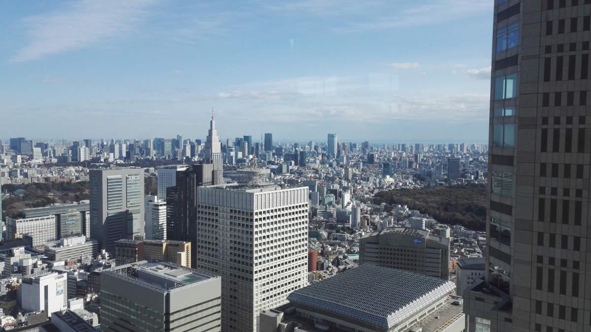 tokyo, rathaus, reise japan tipps