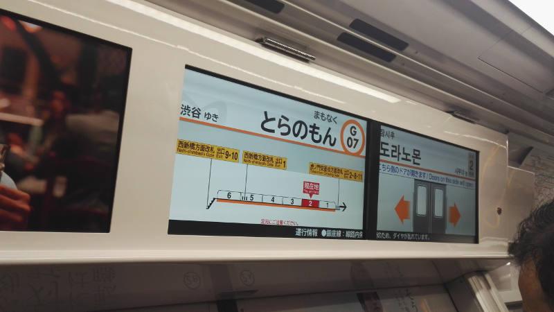 Tipps für die Metro in Tokio, Reisetipps