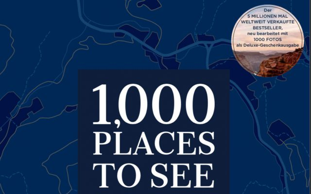 1000 places deluxe edition 2019
